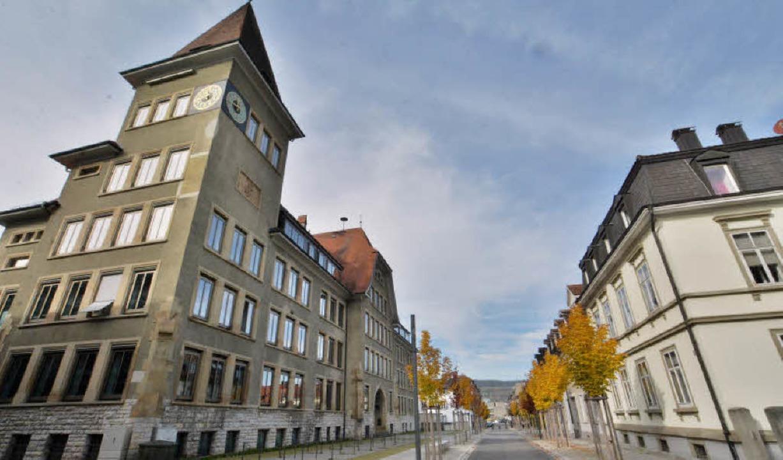 Der Campus Rosenfels – beliebt aber nicht große genug für alle.   | Foto: Barbara Ruda