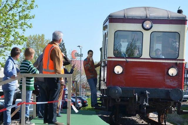 Frühlingsmarkt nun doch ohne Kandertalbahn