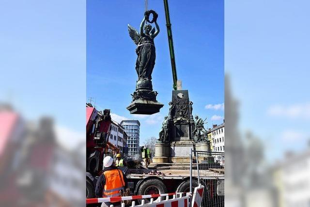 Siegesdenkmal: Denkmale sind keine Stadtmöblierung