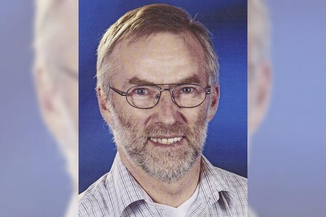 Horst Köntopp leitet
