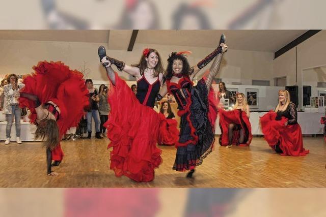 Tanzshow und -Workshop in der Tanzschule Waldkirch