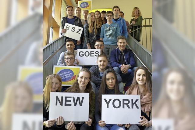 Austausch in New York