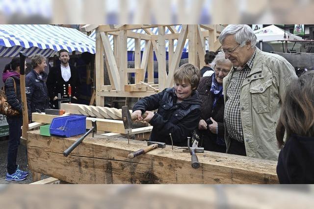 Handwerkersonntag in Elzach