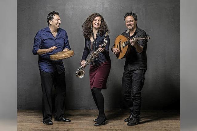 Das Ensemble Fisfüz, seit 20 Jahren zusammen, stellt die CD