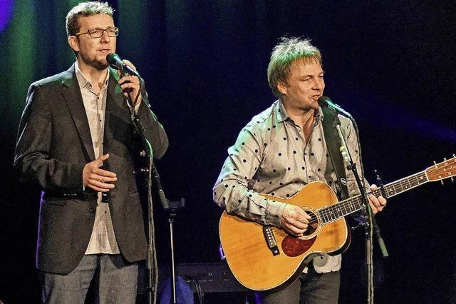 Simon & Garfunkel aus Erfurt