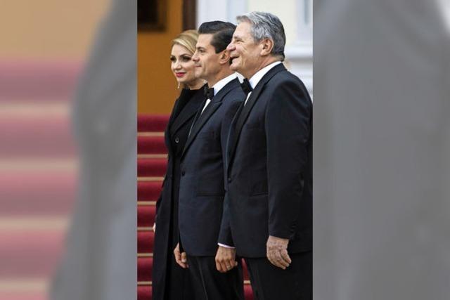 Joachim Gauck genießt viel Respekt – in Berlin und bundesweit