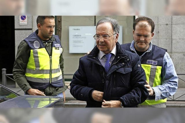 Anti-Korruptions-Vereins steht unter Betrugsverdacht