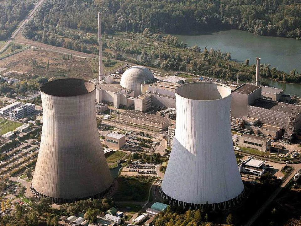 Im Atomkraftwerk Philippsburg hat es m...de, die nicht korrekt abgelaufen sind.  | Foto: dpa