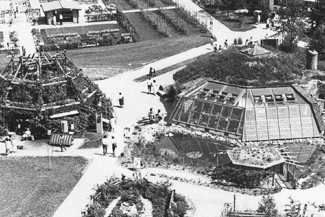 Vor dreißig Jahren wurde die Landesgartenschau in Freiburg eröffnet