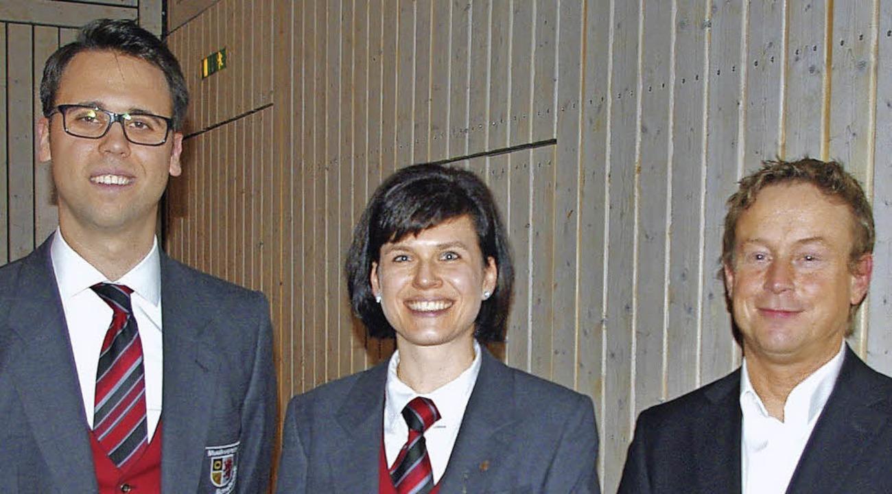 Zum Ehrmitglied wurde Sonja Ebner für ...n des Verbandes Deutscher Blasmusiker.  | Foto: Rolf Reißmann