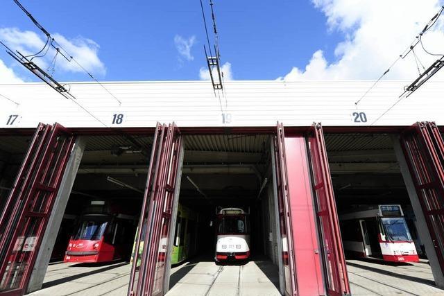 Streik: Am Donnerstag stehen Busse und Bahnen der Freiburger Verkehrs-AG still