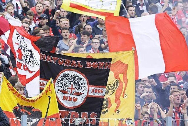 Ultras wehren sich gegen das Freiburger Ordnungsamt
