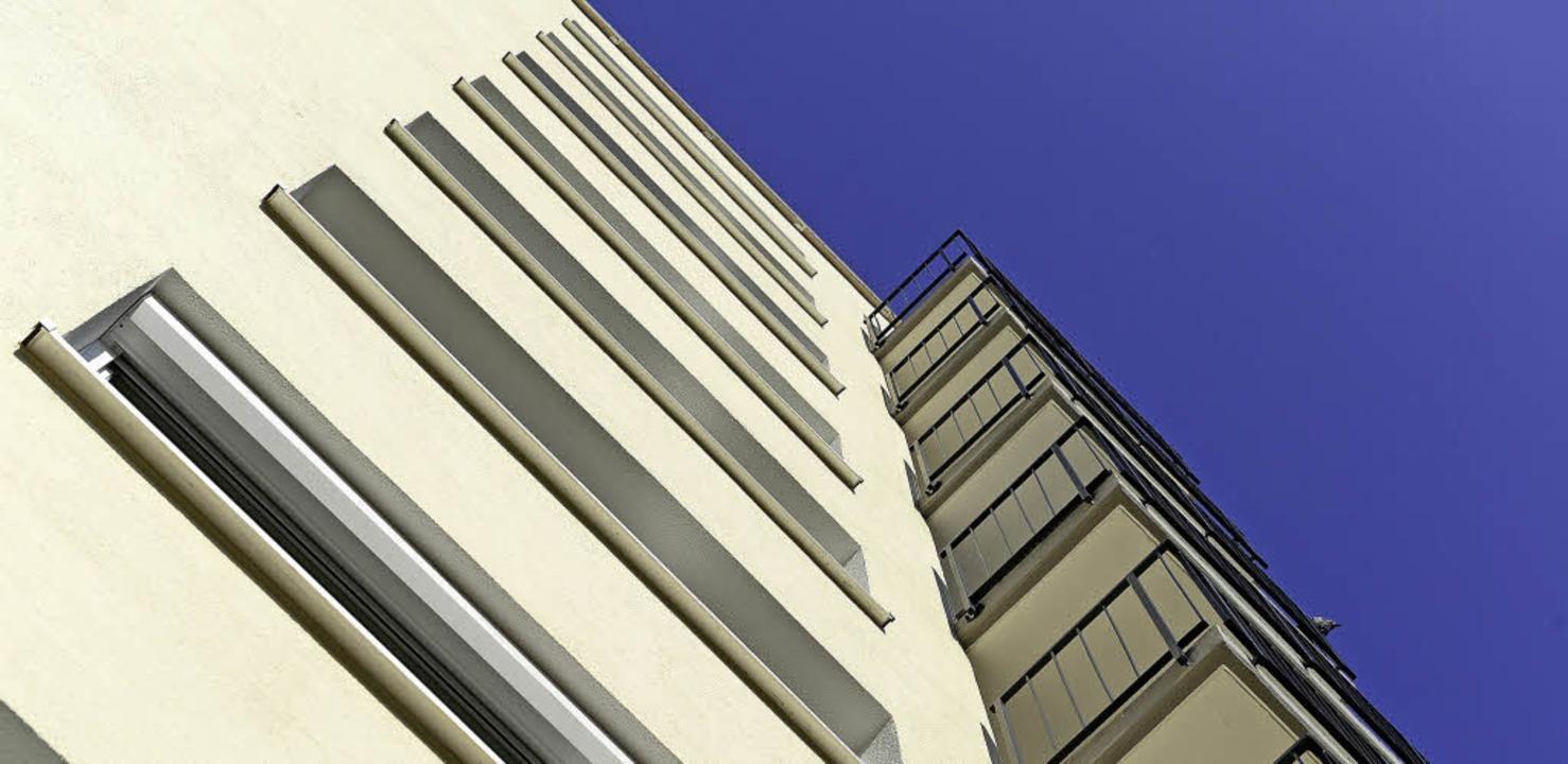 Gedämmte Häuser sind etwas teurer, spa...t für die Ökobilanz sind sie allemal.   | Foto: Ingo Schneider