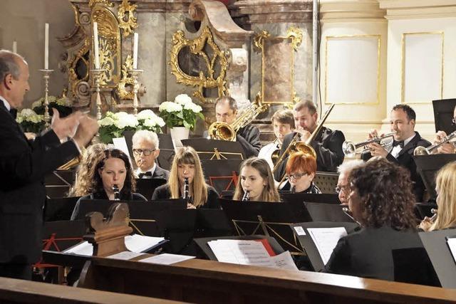 Klassik und Modernes in der Kirche