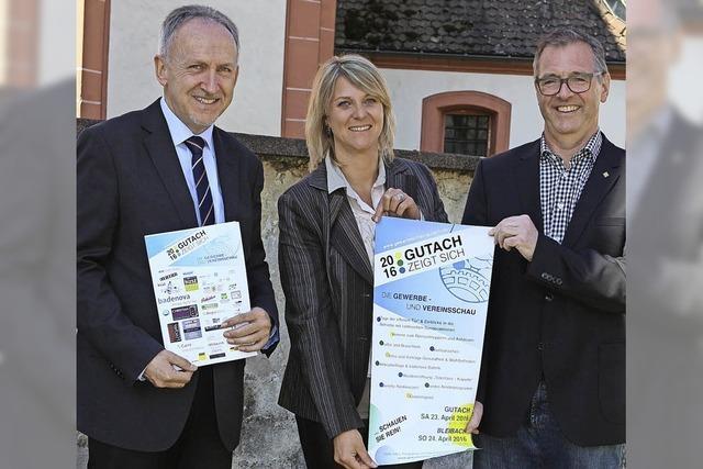 Große Gewerbe- und Vereinsschau in Gutach