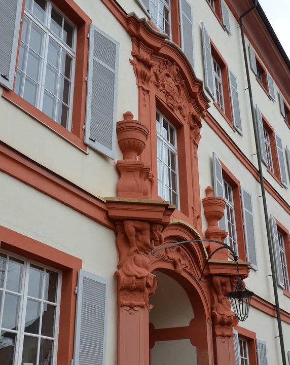 Der Verkauf von Schloss Beuggen steht bevor.   | Foto: Ingrid Böhm-Jacob