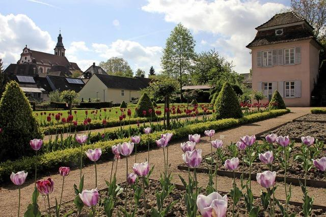 Prinzengarten lockt mit Frühlingsfest