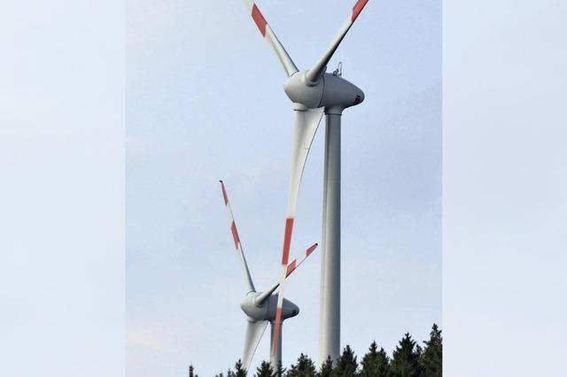 Stromkonzern EnBW will in Häusern zwei Windkraftanlagen bauen