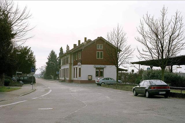 Pläne für das Umfeld des Bahnhofs
