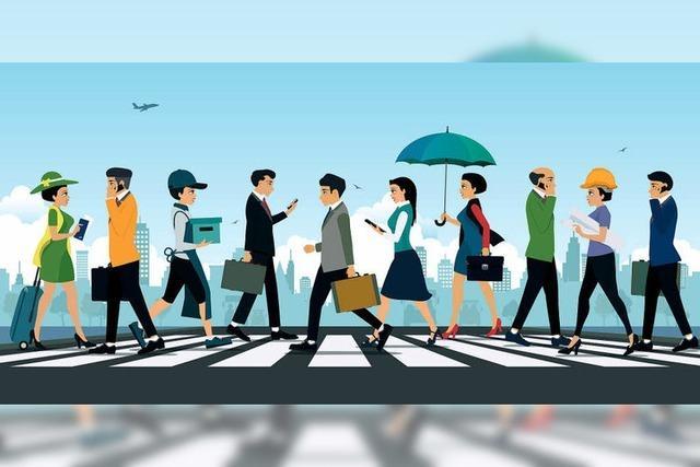 Verkehrsteilnehmer achten mehr aufs Handy als auf die Straße