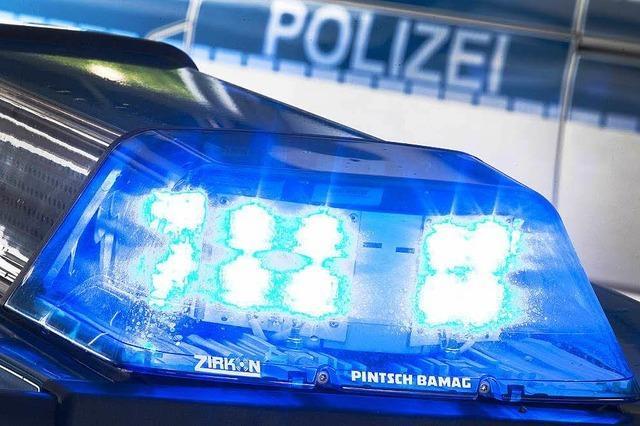 Wohnsitzloser macht Stress bei der Polizei