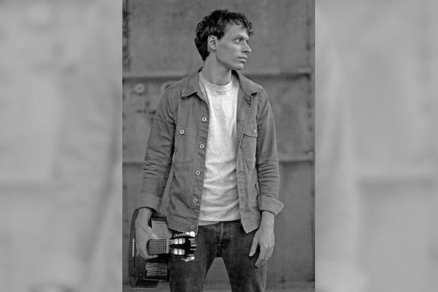Chris Bernard & Band stellen Album D-Tale in Murg-Oberhof vor