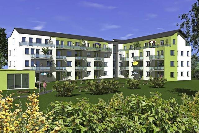 6-Millionen-Investition: Wohnraum für junge Familien soll entstehen