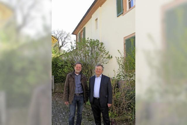 Ins Lieler Pfarrhaus sollen zwei Flüchtlingswohnungen