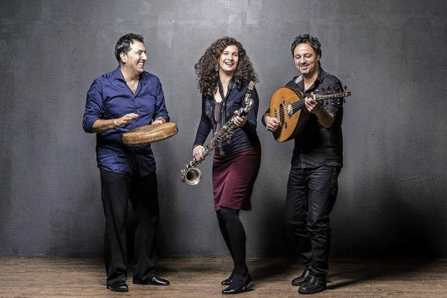 Ensemble Fisfüz präsentiert Oriental chamber jazz in der Kirche St. Agathe