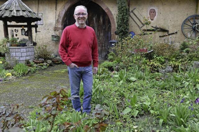 Gerd Nostadt ist durch und durch Günsterstäler - obwohl er aus Herdern kommt