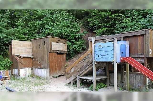 Raitbach braucht einen neuen Spielplatz