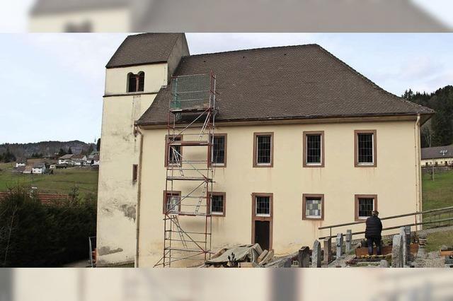 Kirchensanierungen kosten an die 300 000 Euro