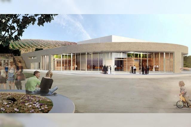 Gemeinderat entscheidet über Entwurf für die Sport- und Stadthalle
