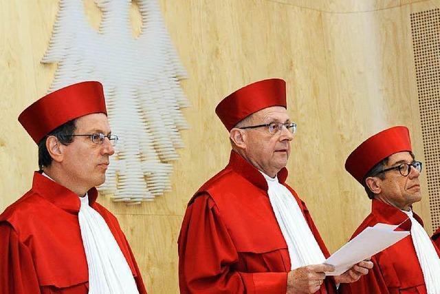 Urteil zum BKA-Gesetz: Das Werk eines Freiburgers