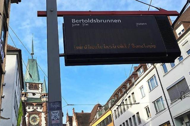 So geht Freiburg mit dem Verdi-Streik um
