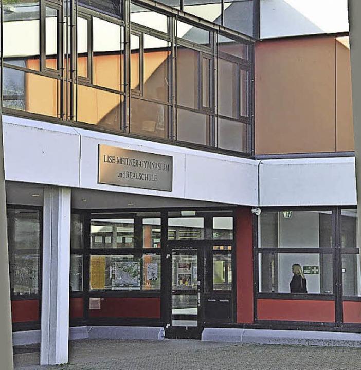 Lise-Meitner-Gymnasium     Foto: Dorweiler