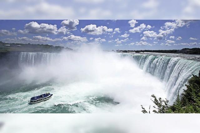 Niagara – zum Schwelgen und Schlürfen