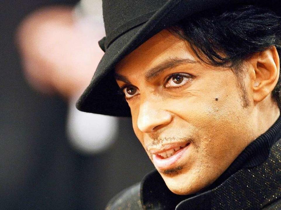 Prince, aufgenommen im Jahr 2007  | Foto: dpa