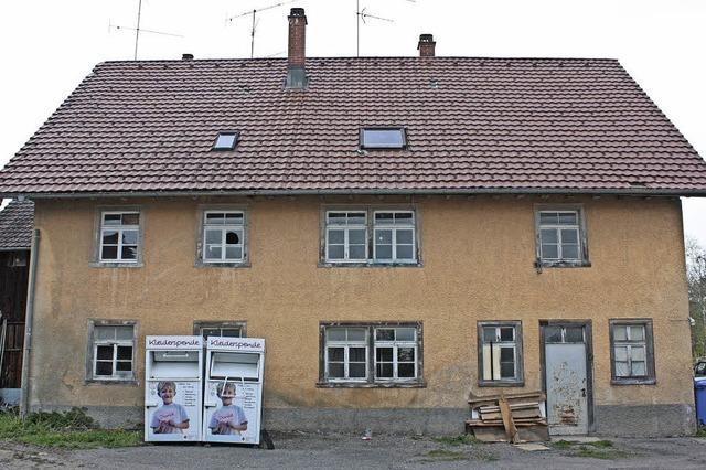Altes Gemeindehaus wird abgerissen