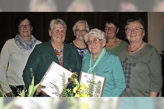 Ihringer Landfrauen freuen sich über Mitgliederzuwachs