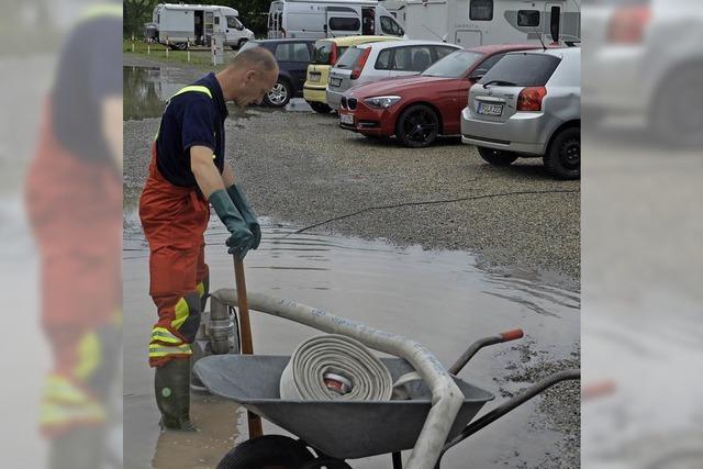 Kosten für Drainage sinken