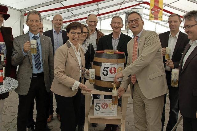 In Offenburg steigt die größte Bierprobe der Ortenau