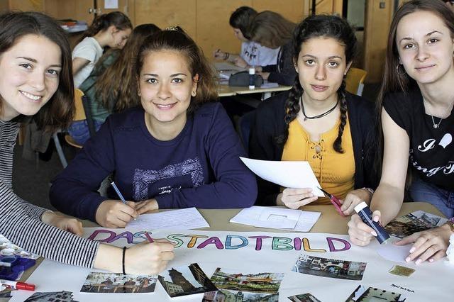 Deutsch-spanische Gruppenarbeit