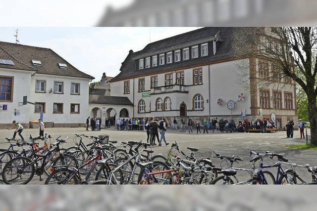 Schillerschule wandelt sich