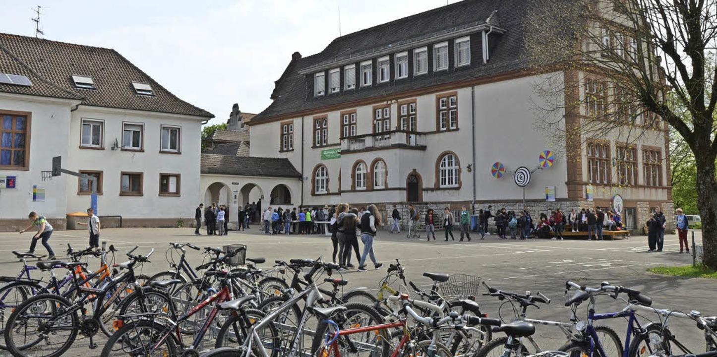 Die Schillerschule wandelt sich von der Werkreal- zur Gemeinschaftsschule.  | Foto: Peter Gerigk
