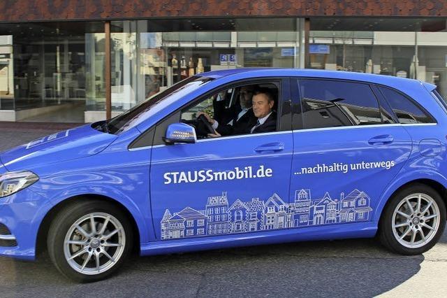 Elektroauto für Senioren
