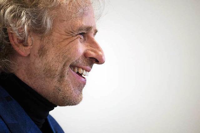 Regenbogen-Ehrenpreis für Thomas Gottschalk
