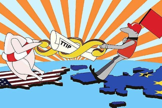 Pro & Contra: Nützt TTIP den Europäern?