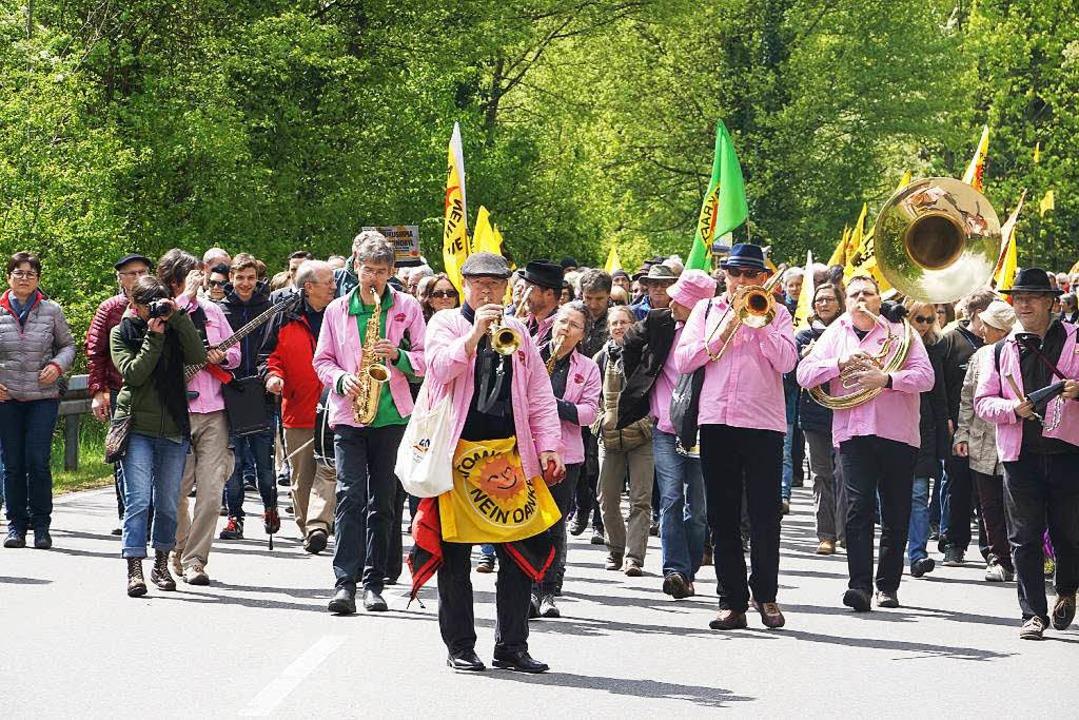 Brückentag in Sasbach  | Foto: Ilona Huege