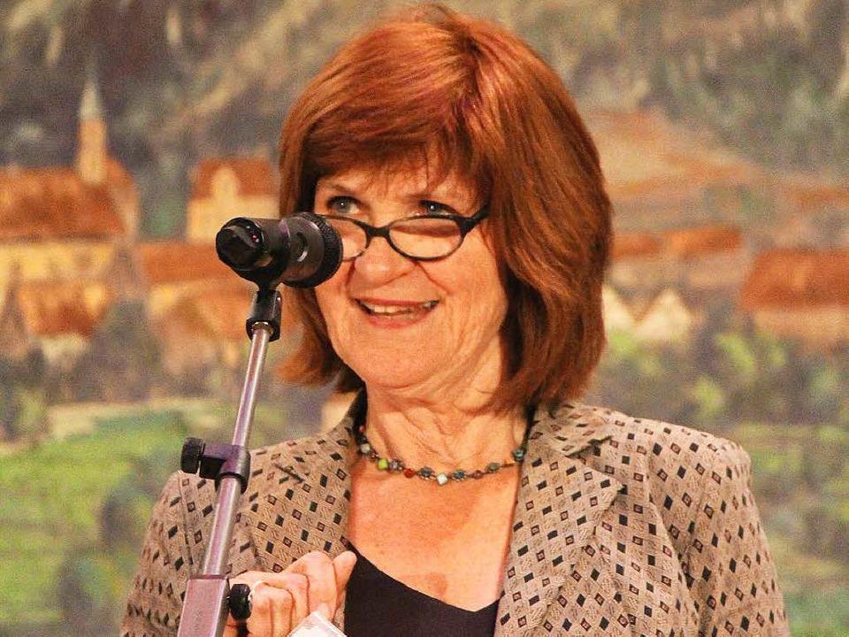 Carola Horstmann  | Foto: Anja Bertsch